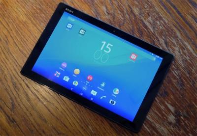 Sony Xperia Z4 Tablet, Tipis dan Tangguh