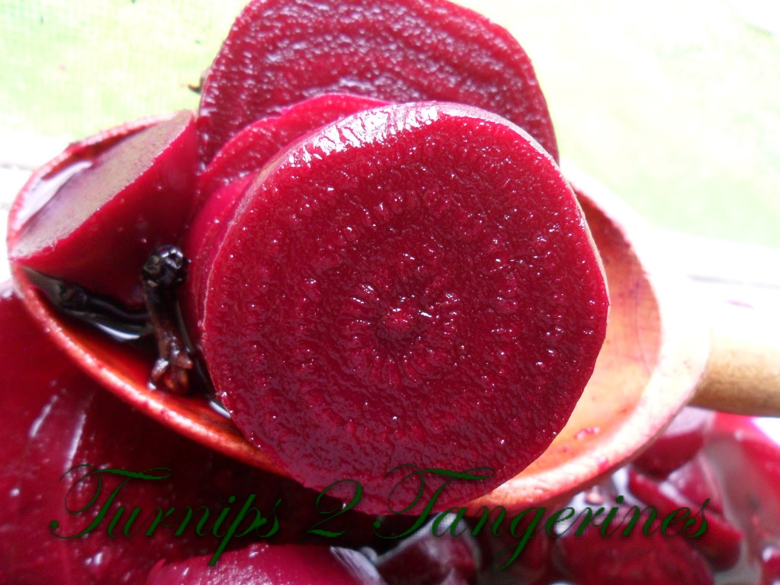 how to cook turnips and beets