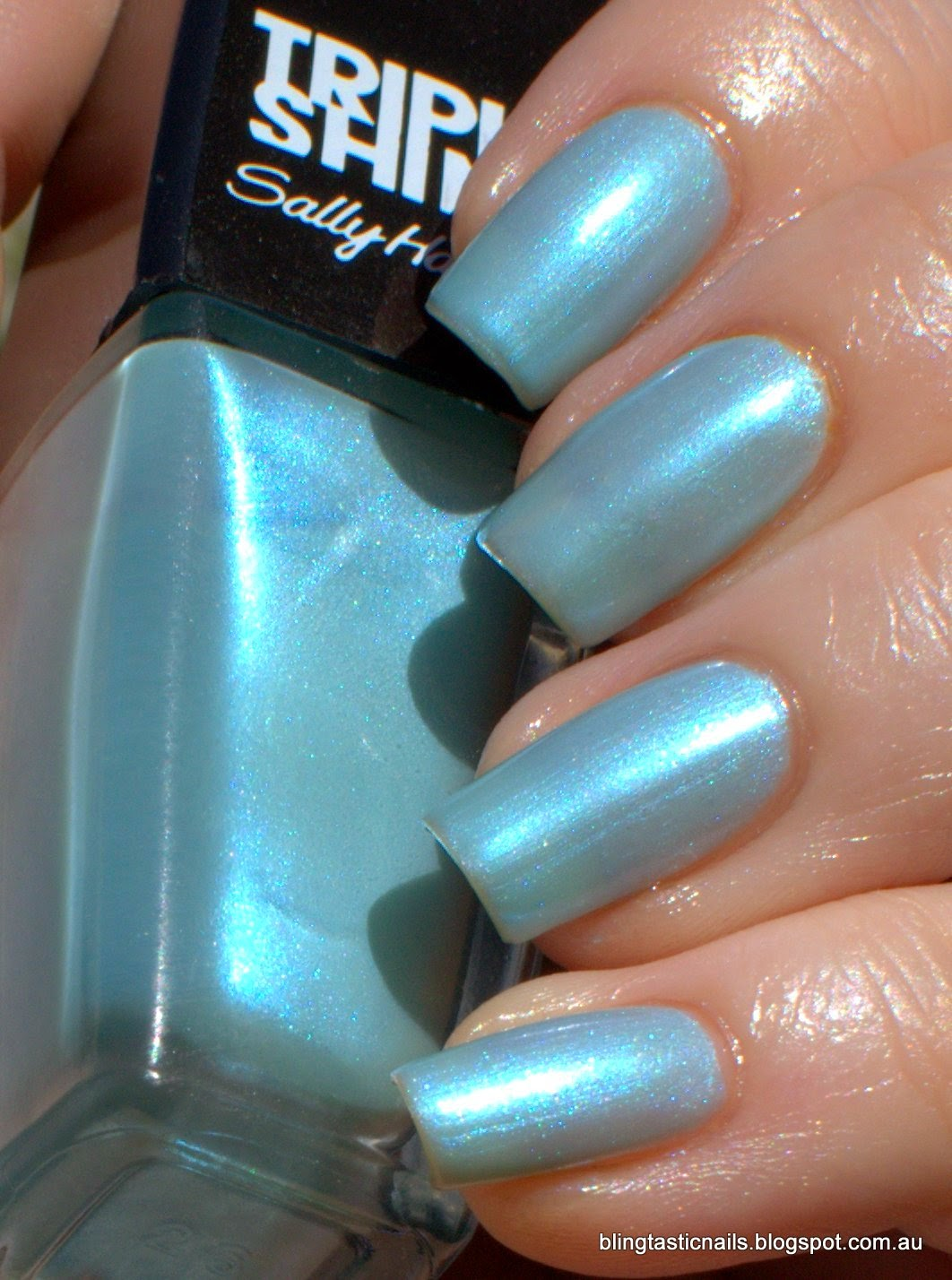 Sally Hansen Triple Shine Pool Party