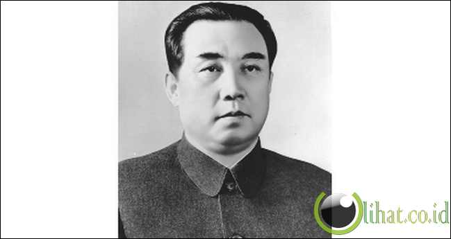 Kim II Sung - Korea Utara