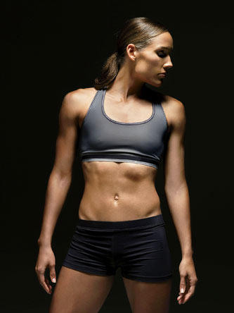Lolo Jones Body