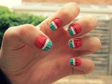 #44 Nail Art Design