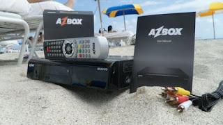 Dump Azbox Bravoo(ANTIGO) (claro 70w) de 04/10/12