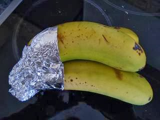 los plátanos preparados