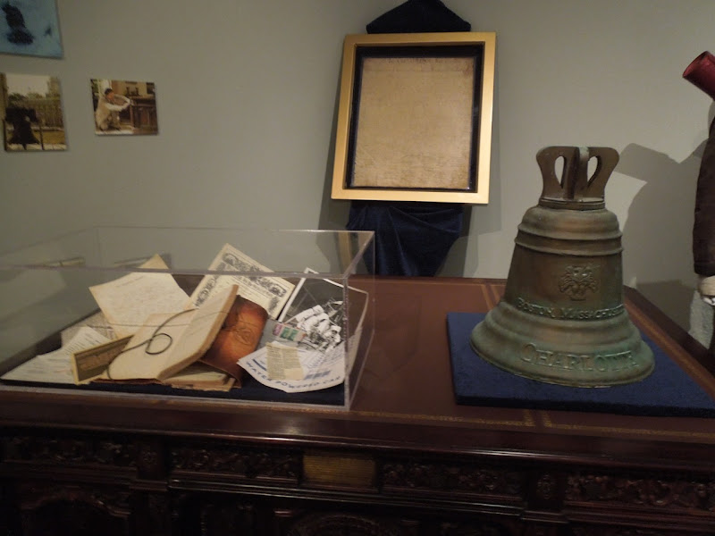 National Treasure Charlotte Bell prop
