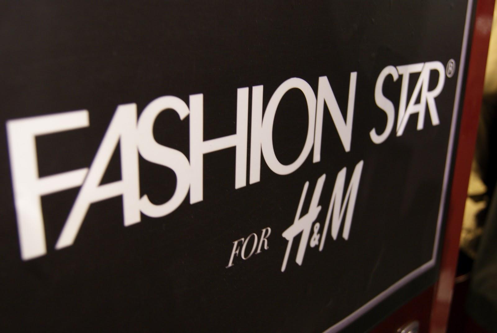 LAURA@NUBILES  45 Fashion Star x H&M Event