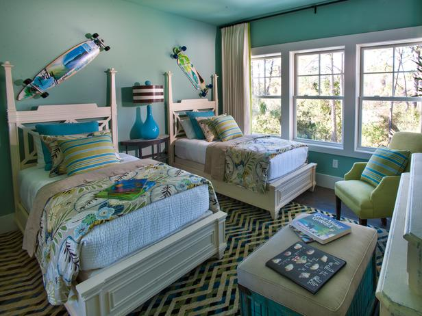 Kids Bedroom Pictures Hgtv Smart Home 2013 Home Interiors