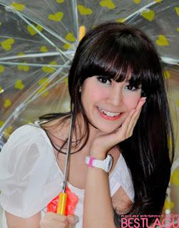 Anisa Rahma Cherry Belle