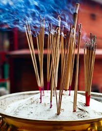 For the love of incense