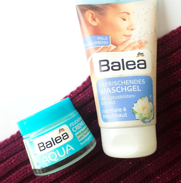 balea erfrischendes washgel, aqua creme gel