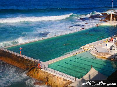 Pool at Bondi Beach
