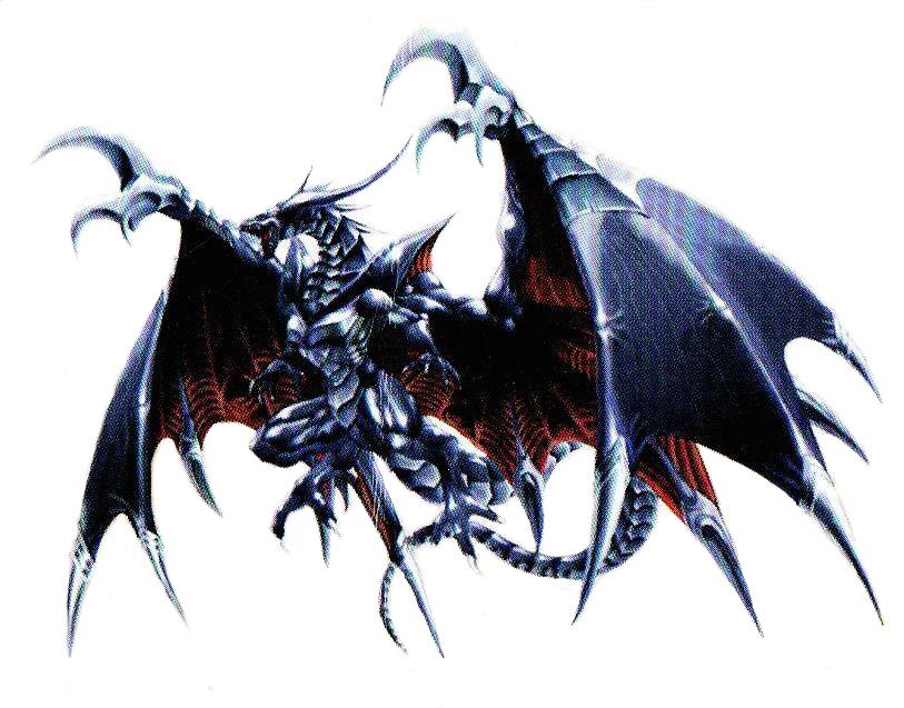 Bahamut GF, Final Fantasy 8, summoner, jungtion, ancient dragon
