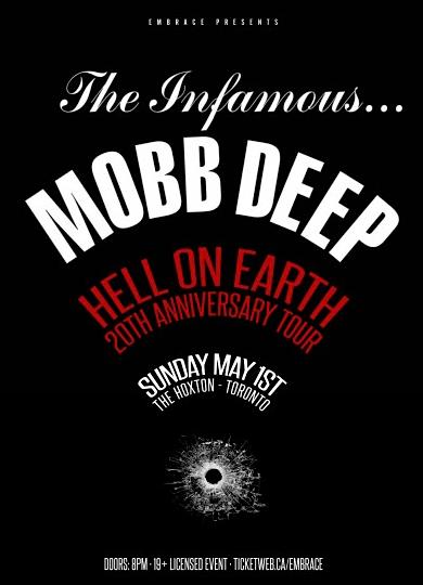 Mobb Deep @ The Hoxton, Sunday