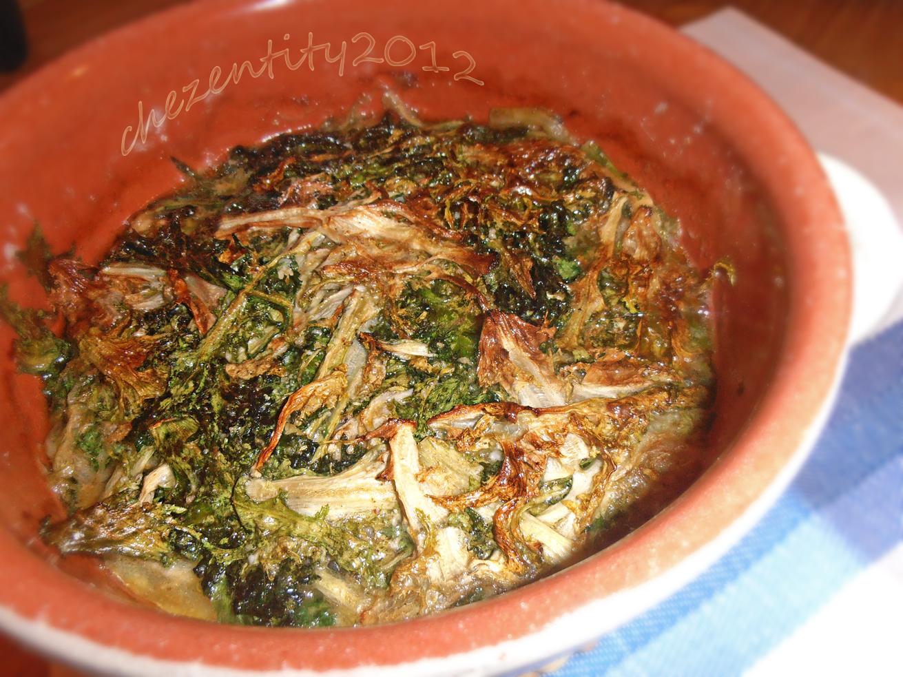 A tutta indivia per un bel risotto tutto romano e per for Cucina ebraico romanesca