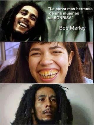 Si lo dice Bob Marley