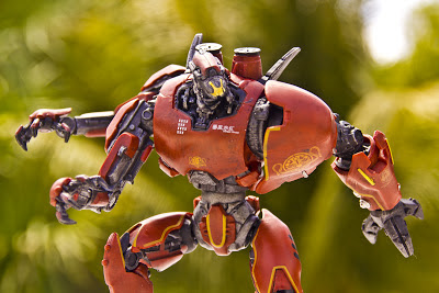 pacific rim crimson typhoon drawing  Figure Review: NECA Pacific