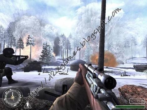 Free Download Games - Call Of Duty United Offensive