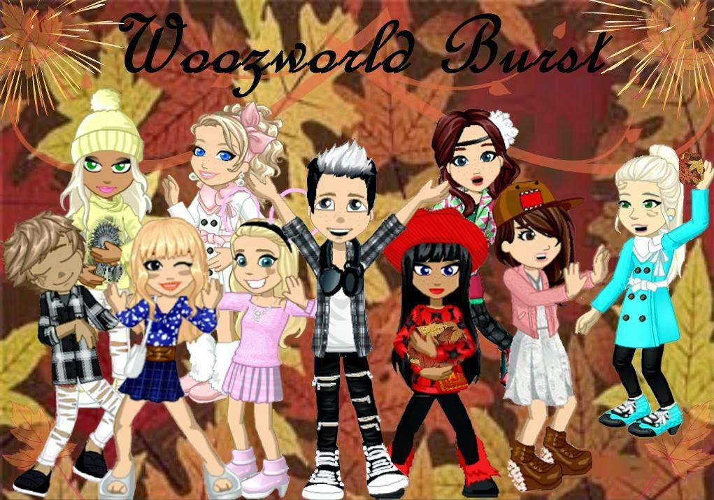 Woozworld Burst