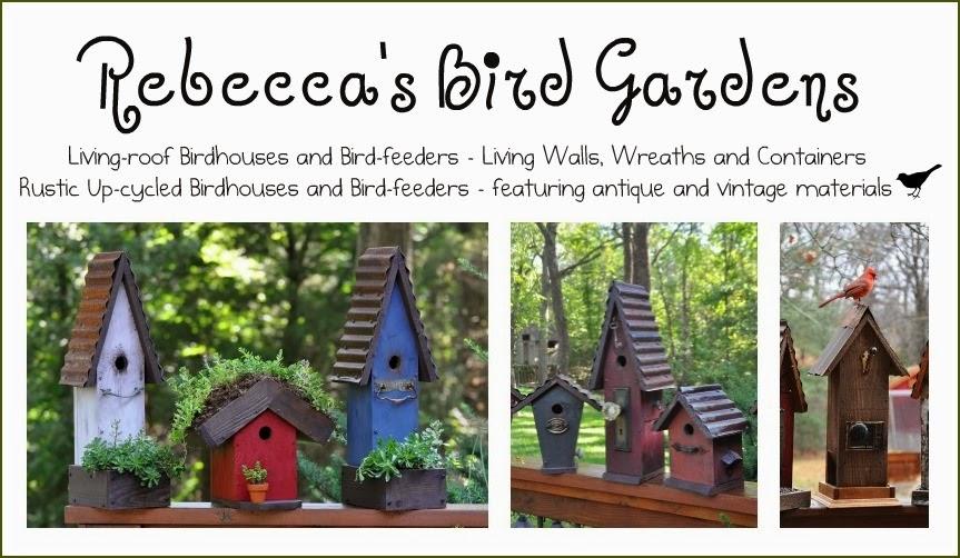 Rebecca's Bird Gardens Blog