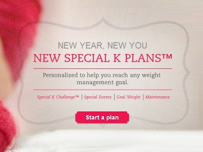 Special K meal plans