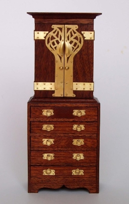 ... Way Of Arts U0026 Crafts Furniture Available In Miniature, But Kim Selwood  Is An Exception. His Catalogue Covers Morris U0026 Co., Liberty, MH Baillie  Scott, ...