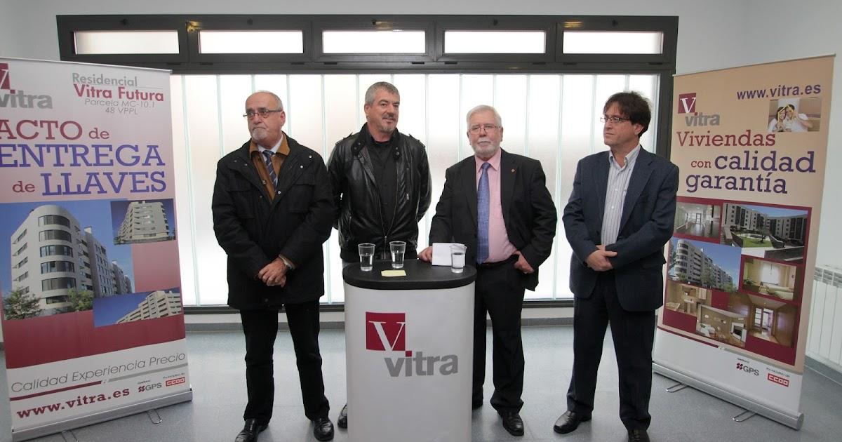 Uni n comarcal las vegas ccoo vitra la cooperativa for Trabajo en rivas futura