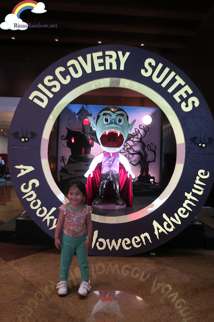 Discovery Suites A SPooky Halloween Adventure