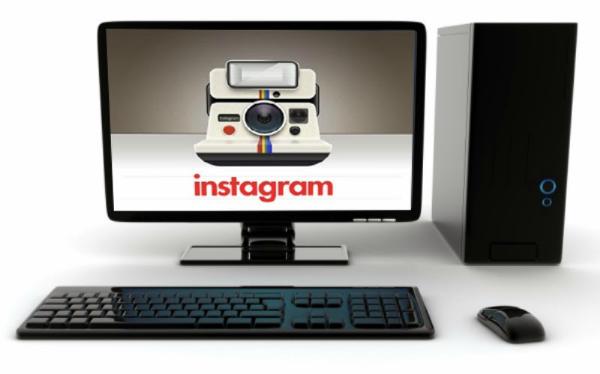 كيف تنشر صورك على حسابك على انستقرام إنطلاقا من الحاسوب فقط