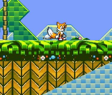 Jogos de aventura, corrida: Ultimate Flash Sonic.