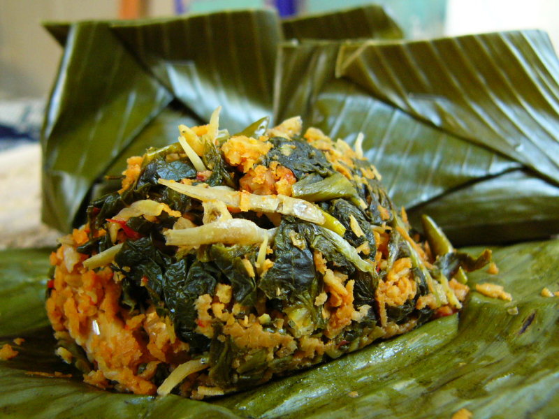 Resep Masakan Indonesia Top Bothok