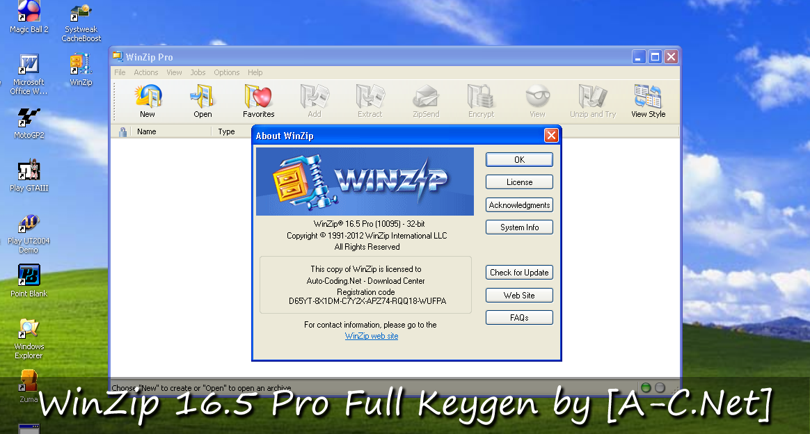 Download WinZip 22012684 - FileHippocom