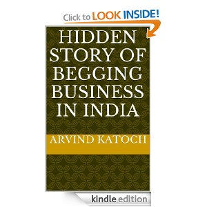 Free Book, Kindle Book, Ebook, Begging, Beggars, India
