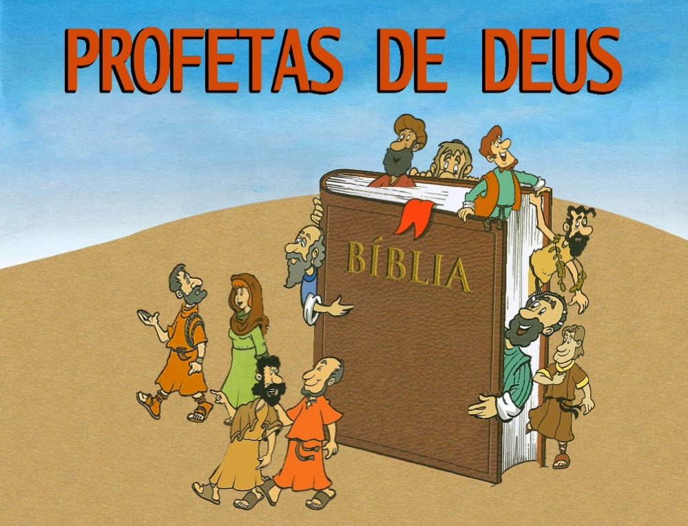 SLIDE PROFETAS DE DEUS(CAPA)