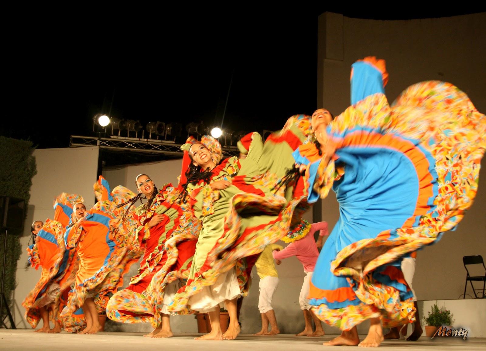 grupos danza: