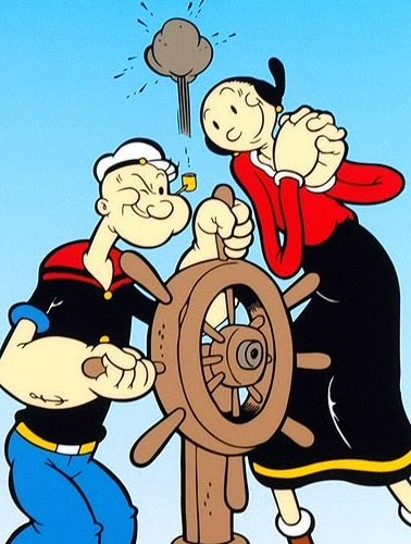 Popeye Wife