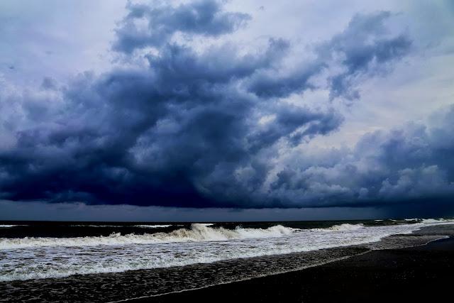 千里浜海岸