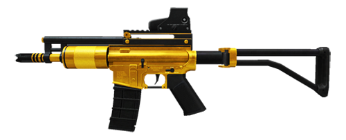 Spesifikasi Senjata OA-93 Gold