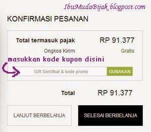 tips hemat belanja online di ZALORA dengan iprice coupons