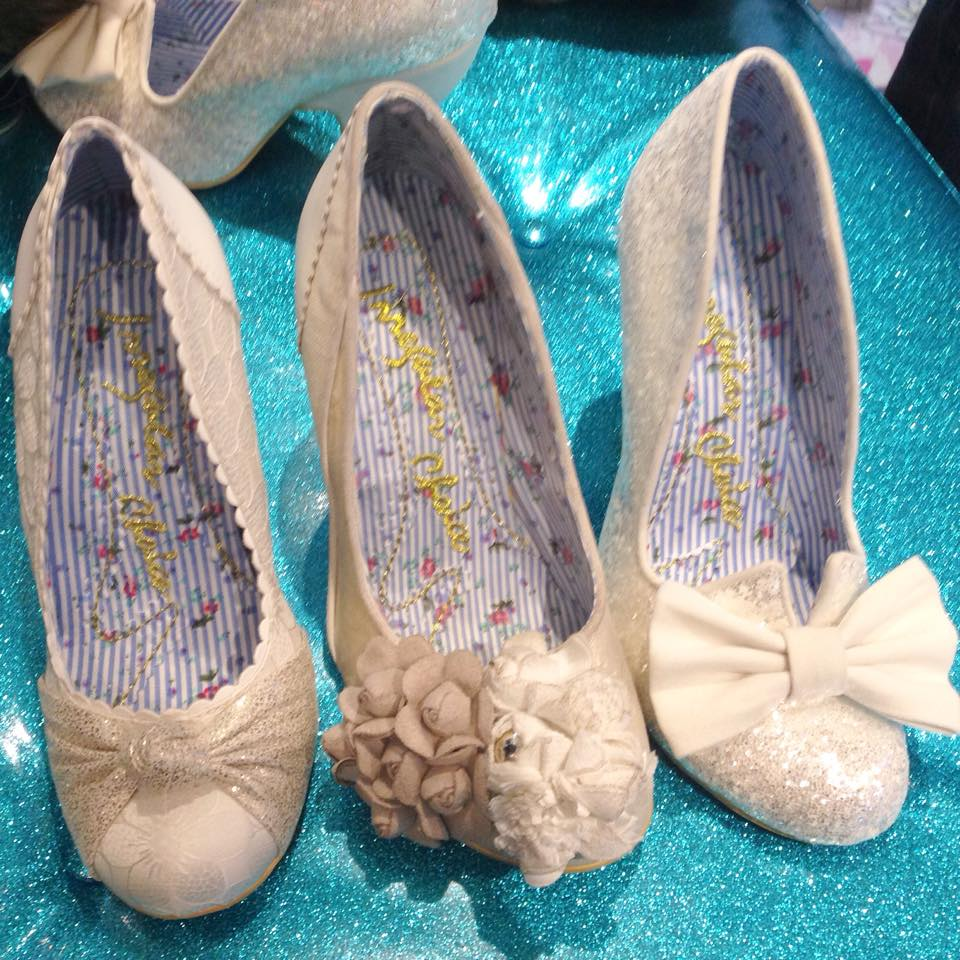 Irregular shoesHardingsBlessing2015 Wedding shoesHardingsBlessing2015 Irregular Choice Wedding Choice f76byg