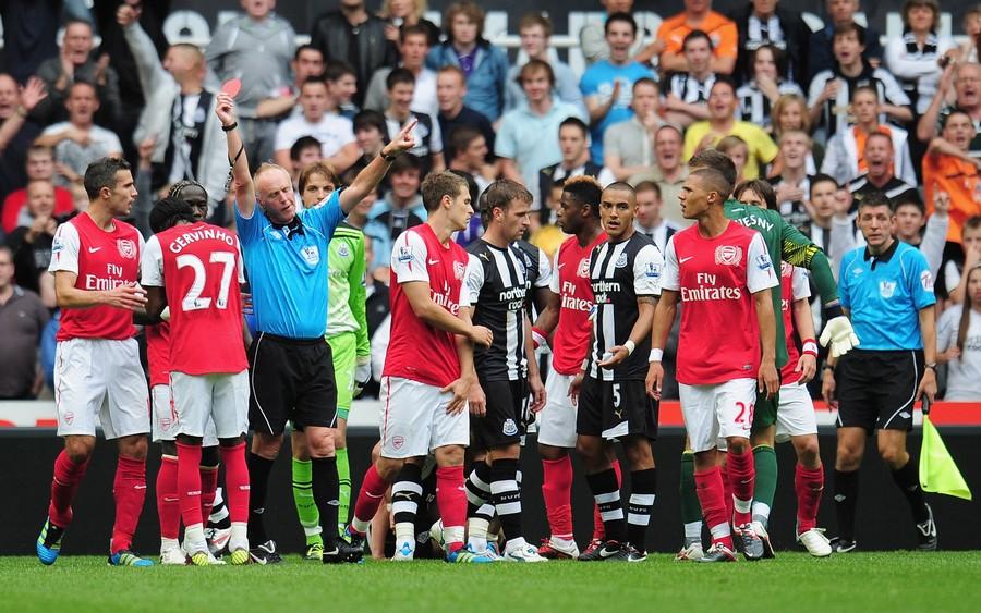 Newcastle United Liga Inggris