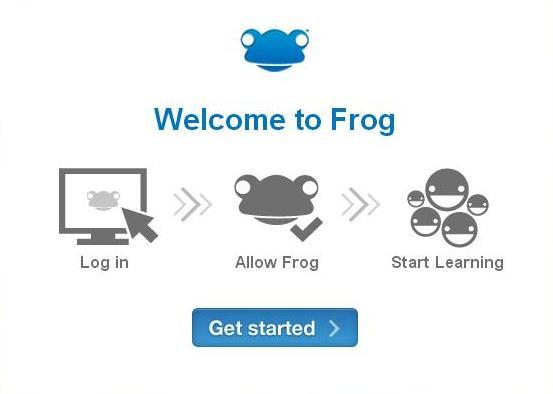 Frog VLE dan Frog Champions