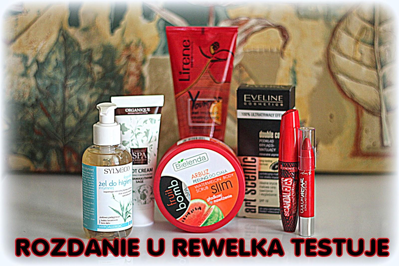 Drugie rozdanie u Rewelka Testuje - ZAPRASZAM DO UDZIAŁU!