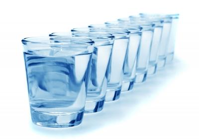 Trucos para beber más agua al día
