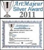 "PREMIO ""ArtMajeur Silver Award 2011"""