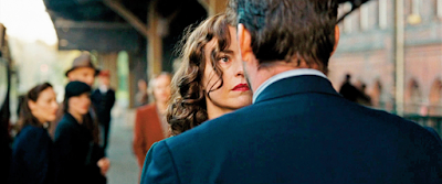 Nina Hoss and Ronald Zehrfeld in Phoenix