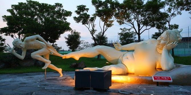 Ini Dia Jeju Loveland, taman hiburan termesum di Korea Selatan Jeju Loveland