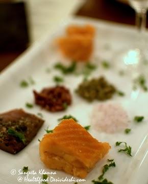 review of new menu at La Piazza, Hyatt Regency New Delhi
