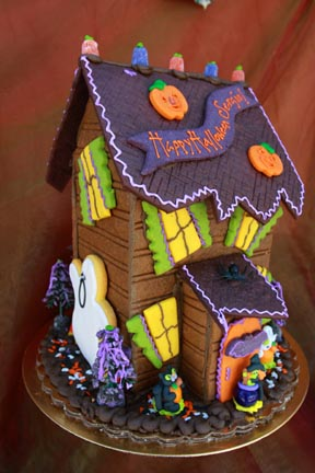 Cute Food For Kids?: 41 Cutest Halloween Food Ideas Gingerbread Haunted House Design Html on haunted house moon, simple spooky house, inflatable haunted house, the scariest most haunted house, haunted irish houses, haunted houses in alabama, haunted houses in texas, haunted turkey house, the scarehouse haunted house, haunted gingerbread tree, fun spot orlando haunted house, ghostly manor haunted house, haunted house blank template, haunted winter house, animated haunted house, haunted victorian houses, raymond hill mortuary haunted house, cartoon haunted house, haunted cookie house, haunted family house,