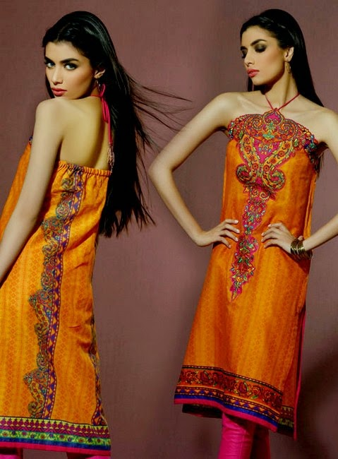 Alkaram - Umar Sayeed Ready To Wear Eid Designs 2014