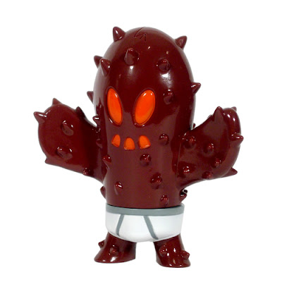 Brian Flynn&#8217;s 40th Birthday Maroon Little Prick Vinyl Figure